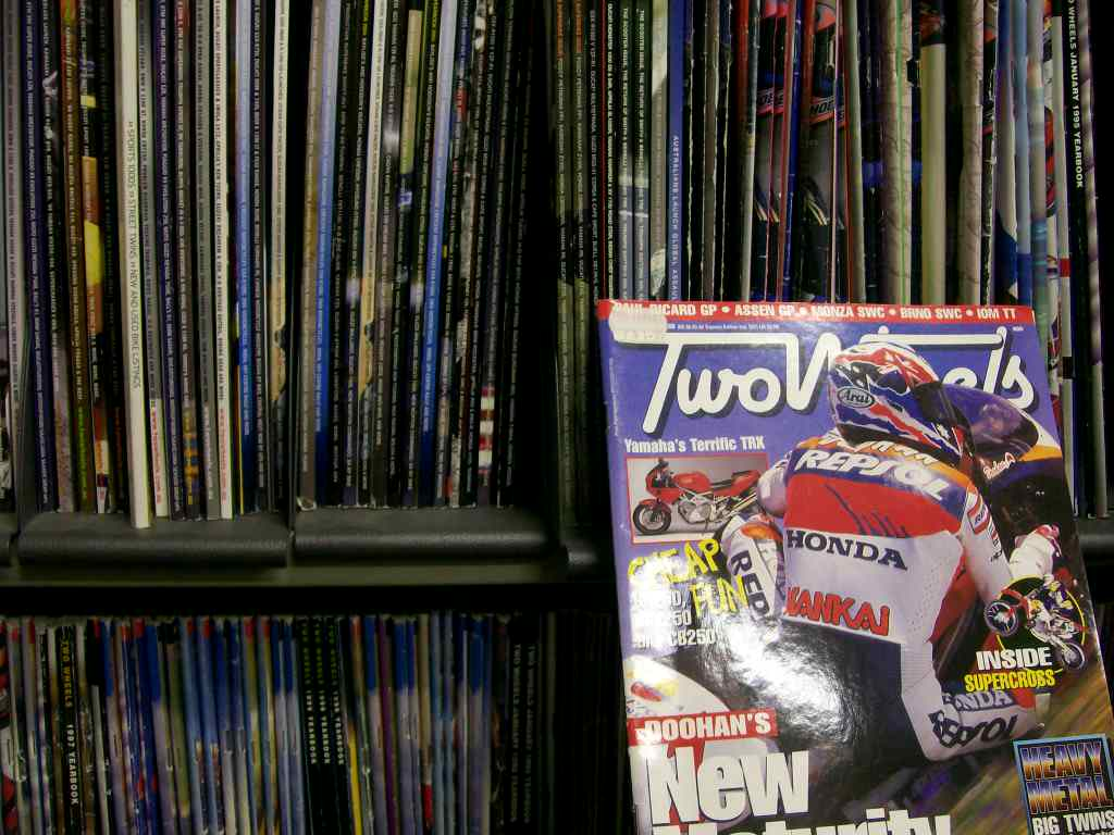 TWO WHEELS MAGAZINE most $5.50 each 1980 s 1990 s  2000 s
