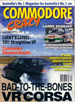 COMMODORE CRAZY #15 MAGAZINE
