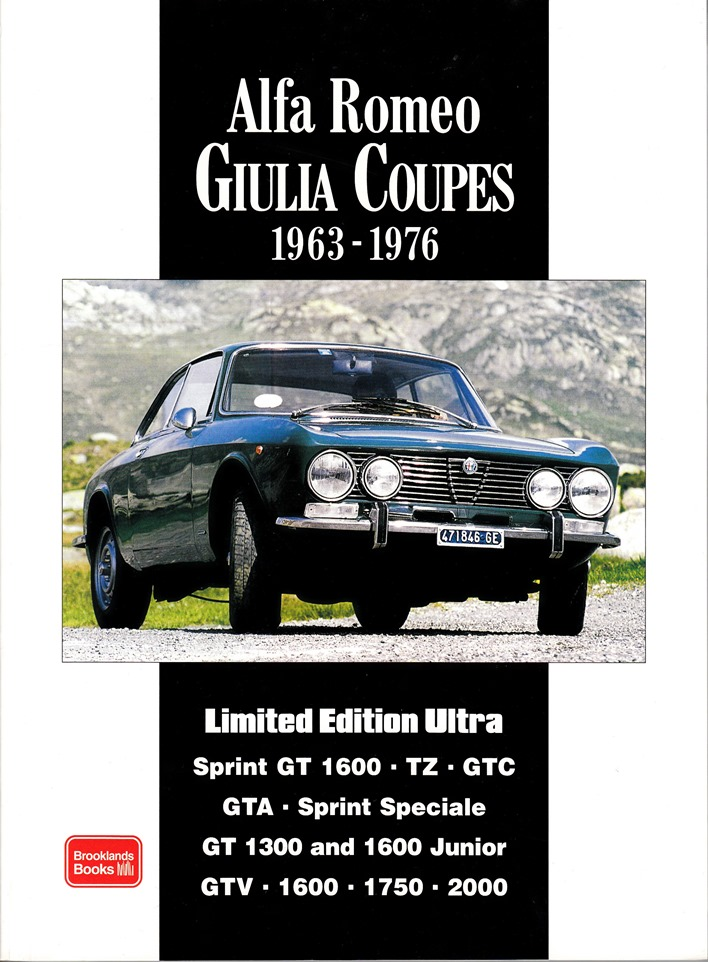 Alfa Romeo Giulia 105 Coupes  road TEST COMPILATION 1963-1976