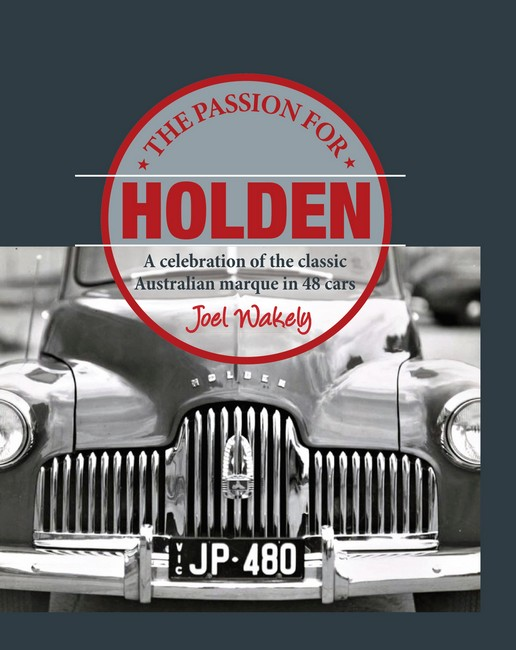 PASSION FOR HOLDEN ,a hardcover history