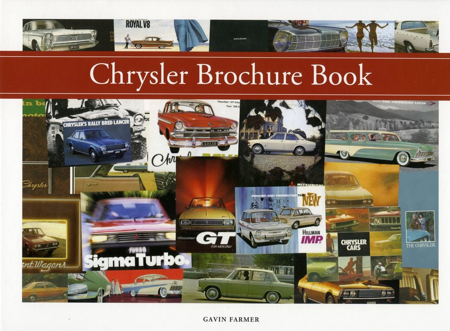 CHRYSLER DODGE PLYMOUTH DESOTO SALES BROCHURE BOOK BY FARMER  - Click Image to Close