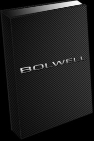 BOLWELL NEW HARDCOVER HISTORY BY ROB LUCK IN SLIPCASE