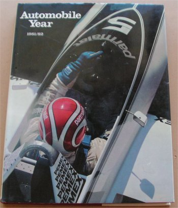 AUTOMOBILE YEAR 1981 1982 #29