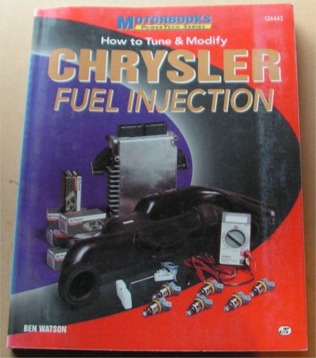 HOW TO TUNE AND MODIFY CHRYSLER FUEL INJECTION