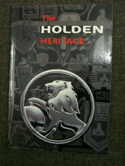 HOLDEN HERITAGE EDITION 6  1948 TO 1995