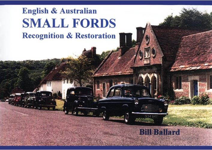 ENGLISH & AUSSIE SMALL FORDS RESTO AND RECOGNITION