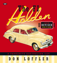 THE FJ HOLDEN BY DON LOFFLER BRAND NEW BOOK