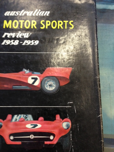 AMS ANNUAL REVIEW 1958 1959 HARDCOVER MOLINA MONZA