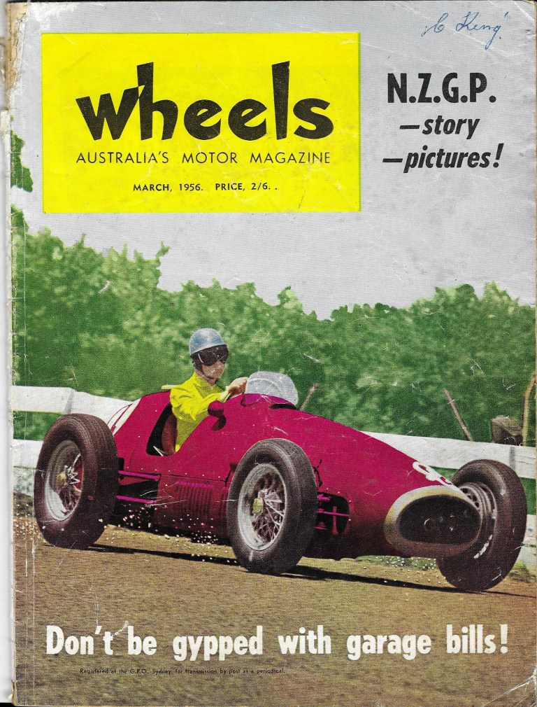 WHEELS 1956/03 ZEPHYR MK 1 MAYS SPEC , HUMBER HAWK